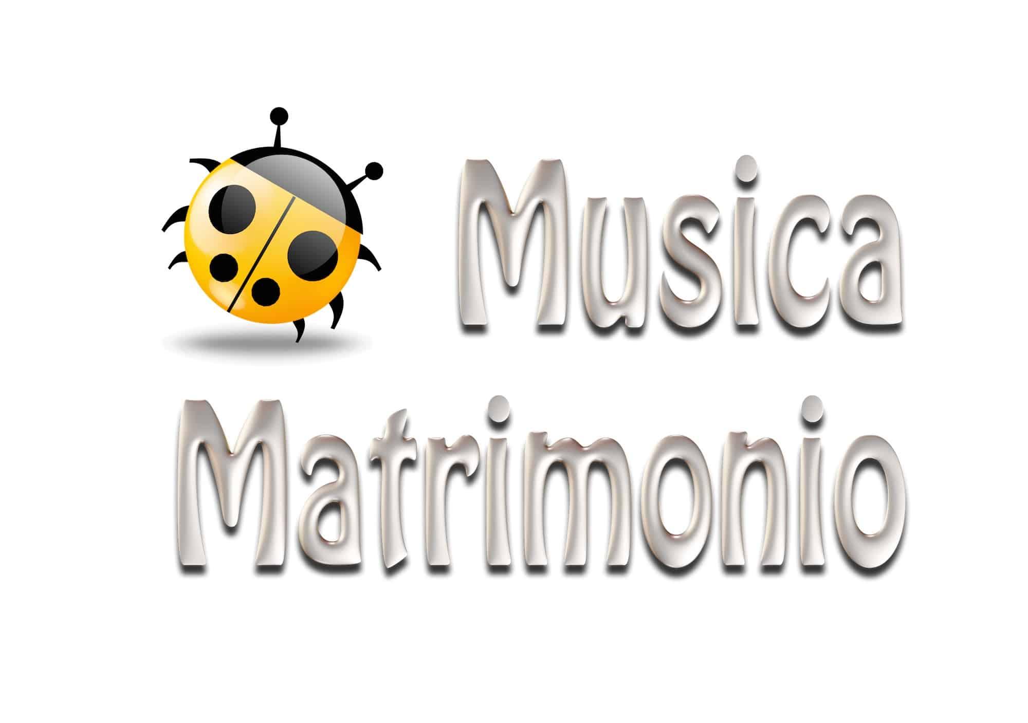 Musica per Matrimonio - LOGO 1